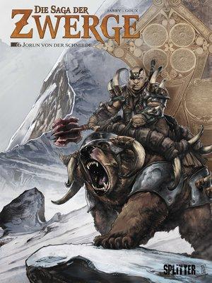cover image of Die Saga der Zwerge. Band 6