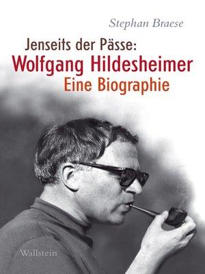 cover image of Jenseits der Pässe