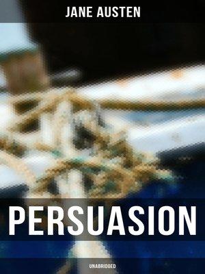 cover image of PERSUASION (Unabridged)