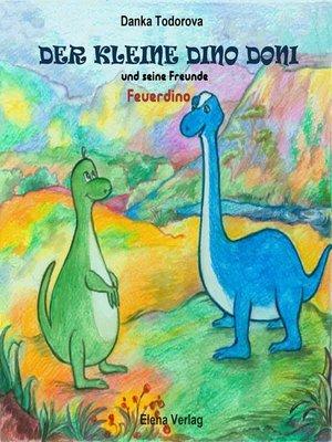 cover image of Der kleine Dino Doni und seine Freunde