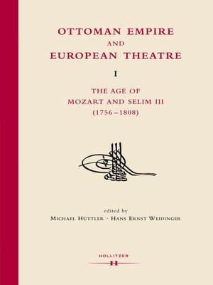 cover image of Ottoman Empire and European Theatre Volume I