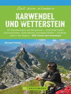 cover image of Bruckmann Wanderführer