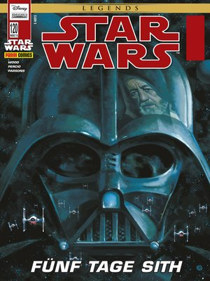 cover image of Star Wars Comicmagazin, Band 120--Fünf Tage Sith