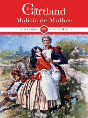 cover image of Malícia de Mulher