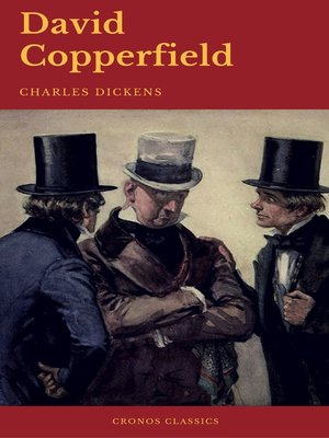 cover image of David Copperfield (Cronos Classics)