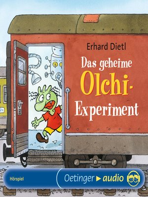 cover image of Das geheime Olchi-Experiment