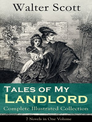 cover image of Tales of My Landlord--Complete Illustrated Collection