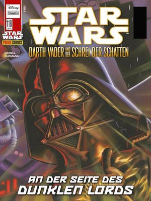 cover image of Star Wars Comicmagazin, Band 118--Darth Vader und der Schrei der Schatten 2