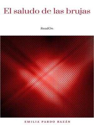 cover image of El saludo de las brujas