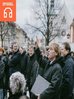 cover image of Pegida--Herr Preuß schreibt Geschichte