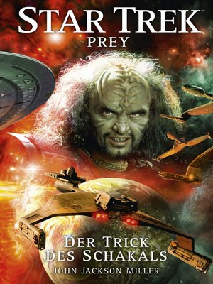 cover image of Star Trek--Prey 2