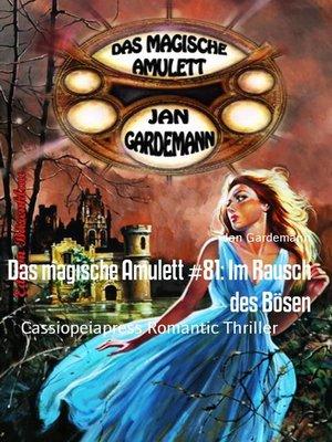 cover image of Das magische Amulett #81