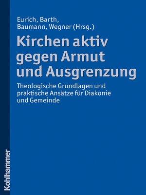 cover image of Kirchen aktiv gegen Armut und Ausgrenzung