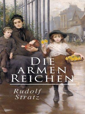 cover image of Die armen Reichen