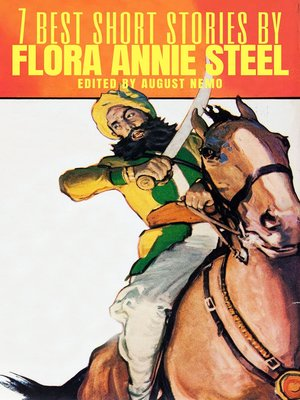 cover image of 7 best short stories by Flora Annie Steel