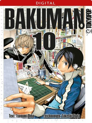 cover image of Bakuman. 10