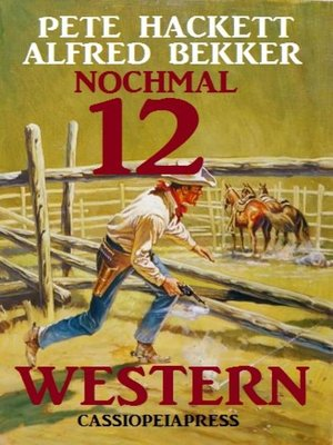 cover image of Nochmal 12 Western