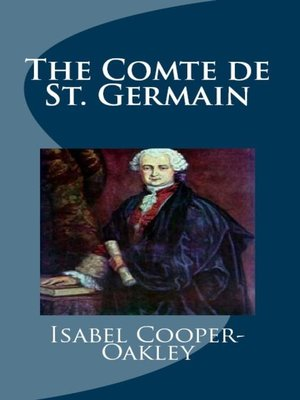 cover image of The Comte de St. Germain