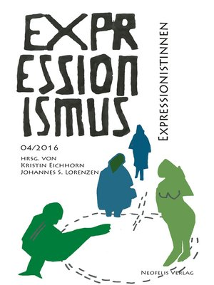 cover image of Expressionistinnen