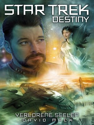 cover image of Star Trek--Destiny 3