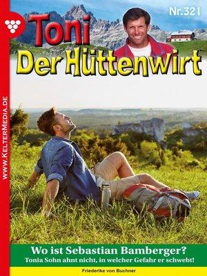 cover image of Toni der Hüttenwirt (ab 301) 321 – Heimatroman