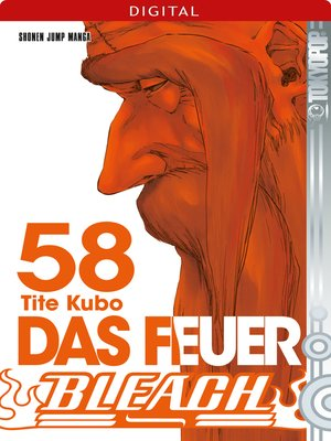 cover image of Bleach 58