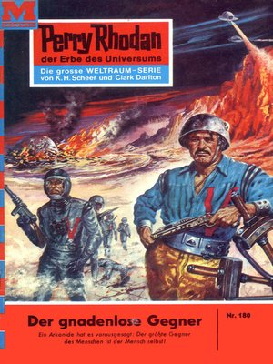 cover image of Perry Rhodan 180
