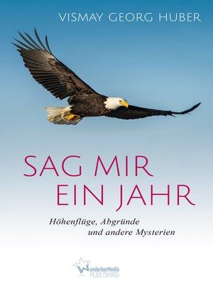 cover image of Sag mir ein Jahr