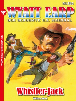 cover image of Wyatt Earp 156 – Western