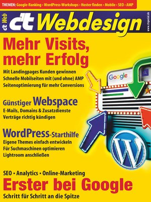 cover image of c't Webdesign (2017)