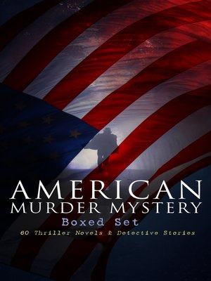 cover image of AMERICAN MURDER MYSTERY Boxed Set