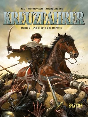 cover image of Kreuzfahrer. Band 2