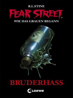 cover image of Fear Street 32--Bruderhass
