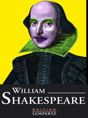 cover image of William Shakespeare