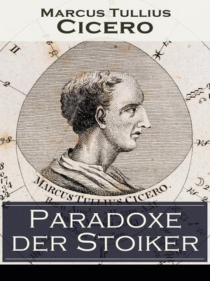 cover image of Paradoxe der Stoiker