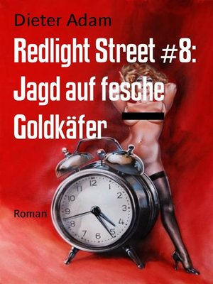 cover image of Redlight Street #8
