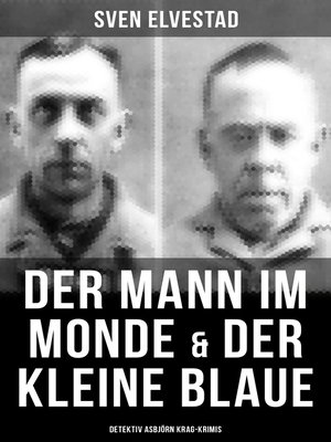 cover image of Der Mann im Monde & Der kleine Blaue