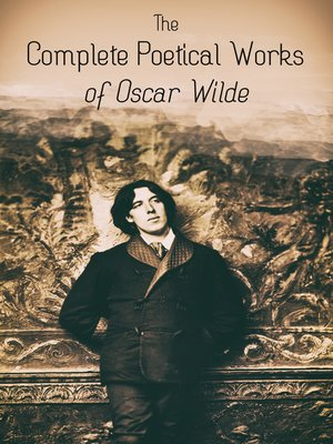 cover image of The Complete Poetical Works of Oscar Wilde