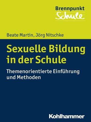 cover image of Sexuelle Bildung in der Schule