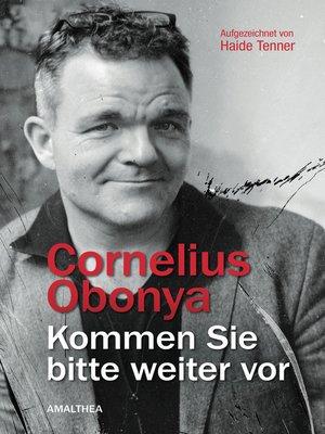 cover image of Kommen Sie bitte weiter vor