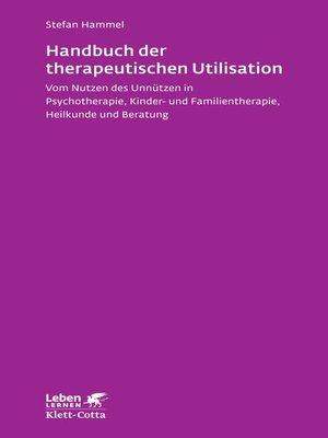 cover image of Handbuch der therapeutischen Utilisation
