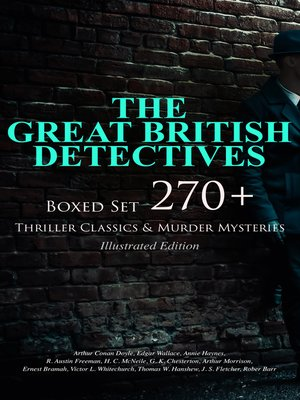 cover image of THE GREAT BRITISH DETECTIVES--Boxed Set