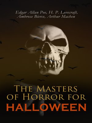 cover image of The Masters of Horror for Halloween
