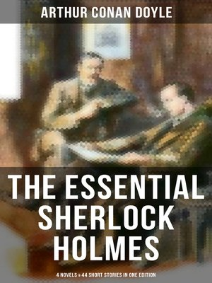 cover image of The Essential Sherlock Holmes