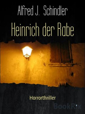 cover image of Heinrich der Rabe
