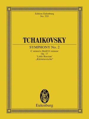cover image of Symphony No. 2 C minor