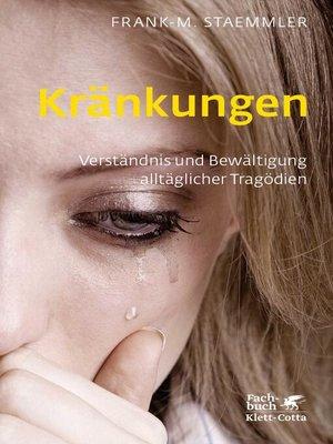 cover image of Kränkungen