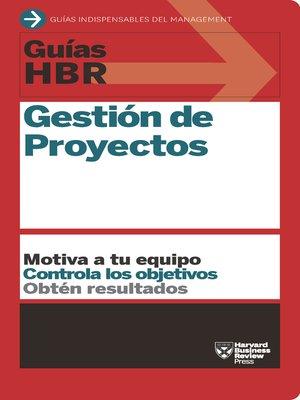 cover image of Gestión de Proyectos