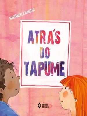 cover image of Atrás do tapume