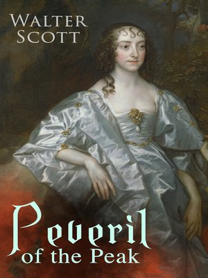 cover image of Peveril of the Peak